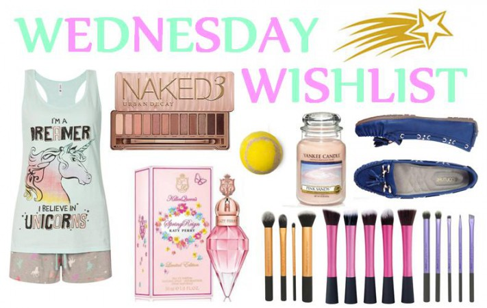 March - Wed Wishlist Collage 2