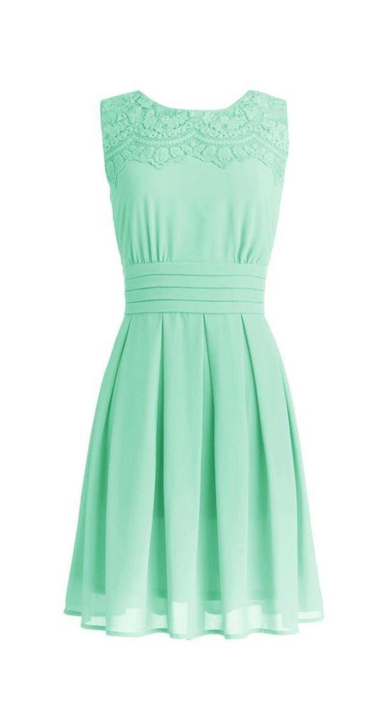 Mint - Dress