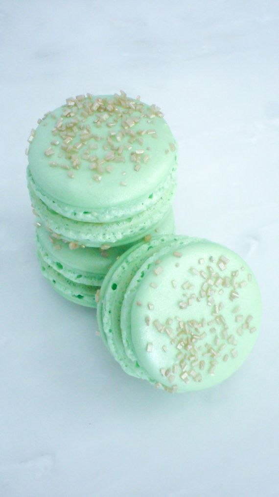 Mint - Macaroons