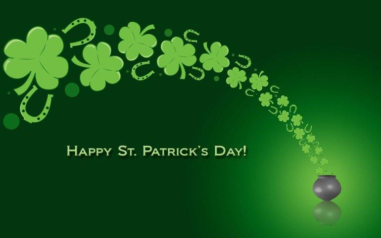 St Patricks Day 1