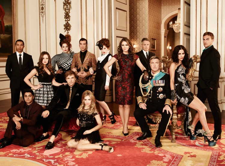 The Royals Cast 1