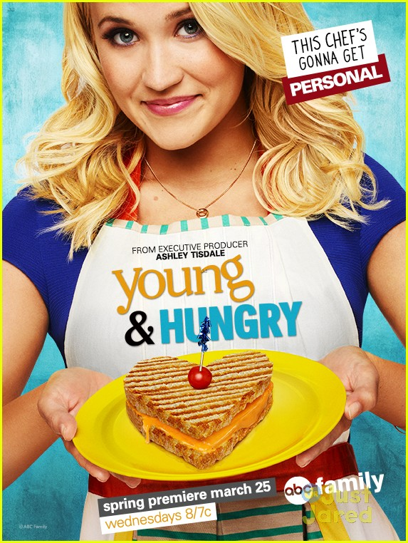 Young and Hungry S2 poster