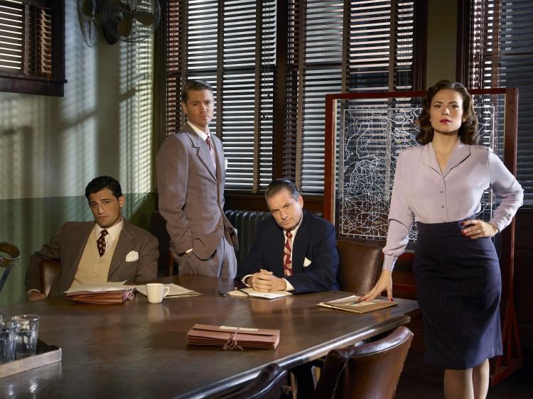 Agent Carter Cast 1