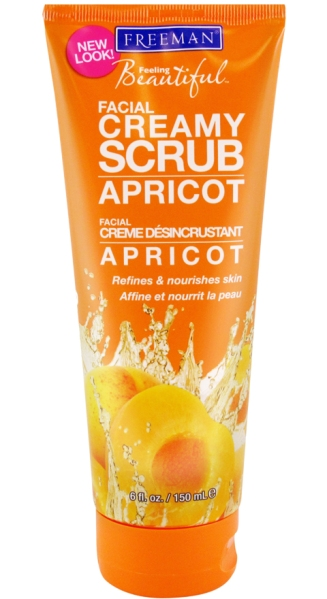April - Thursday Ten - Freeman - Apricot Creamy Scrub 2