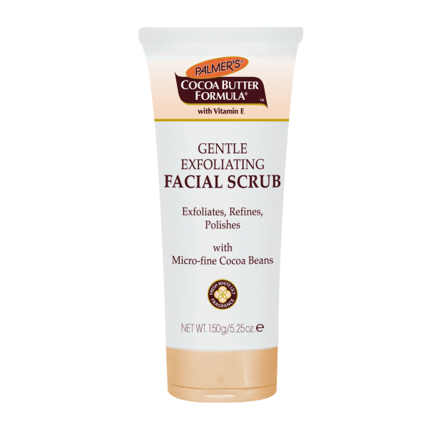 April - Thursday Ten - Palmers - Cocoa Butter Formula Gentle Scrub