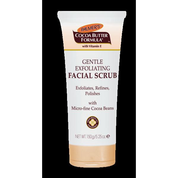 April - Thursday Ten - Palmers - Cocoa Butter Formula Gentle Scrub