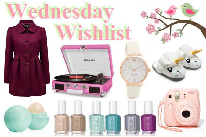April - Wed Wishlist - Cover 1