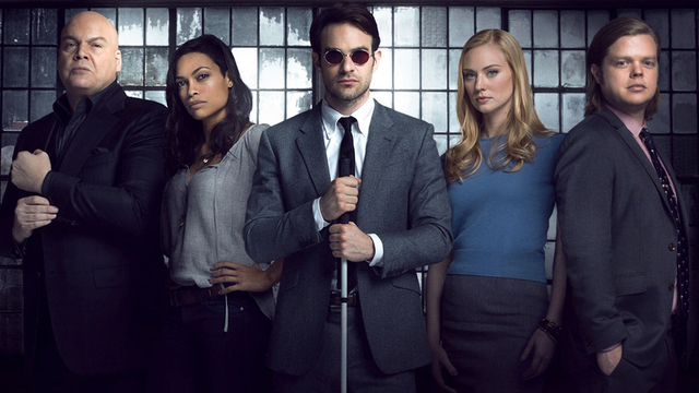 Daredevil Cast 1