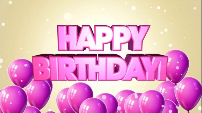 Happy Bday 3