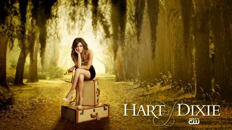 Hart of Dixie Poster 1
