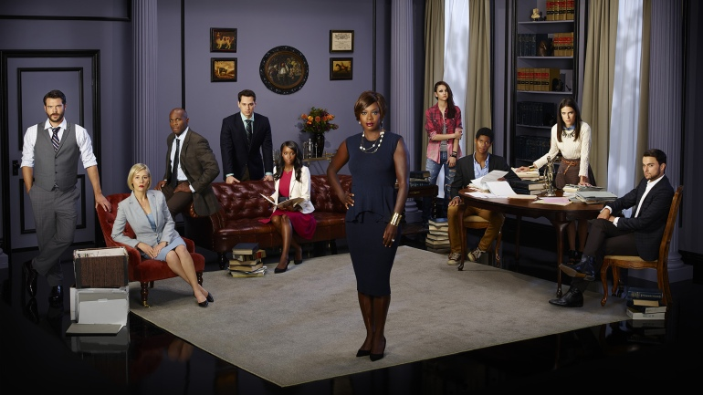 How To Get Away With Murder Cast 2