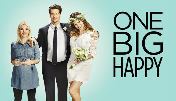 One Big Happy Poster 1
