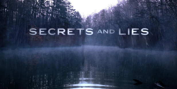 Secrets and Lies Poster 1