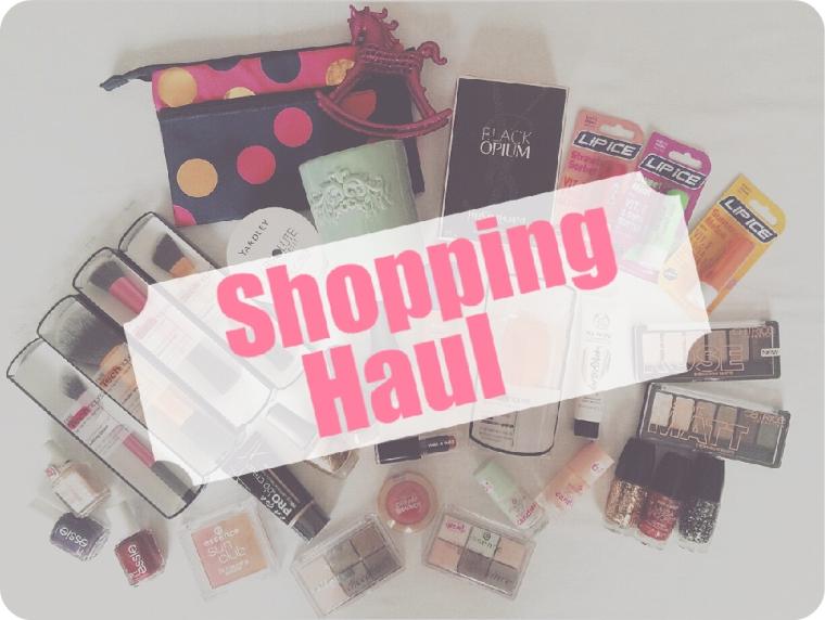 Shopping Haul Part 1