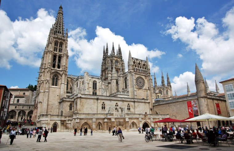 Spain - Cathedral of Burgos