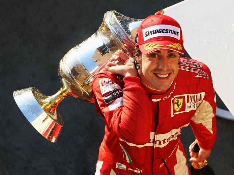 Spain - Formula One Fernando Alonso