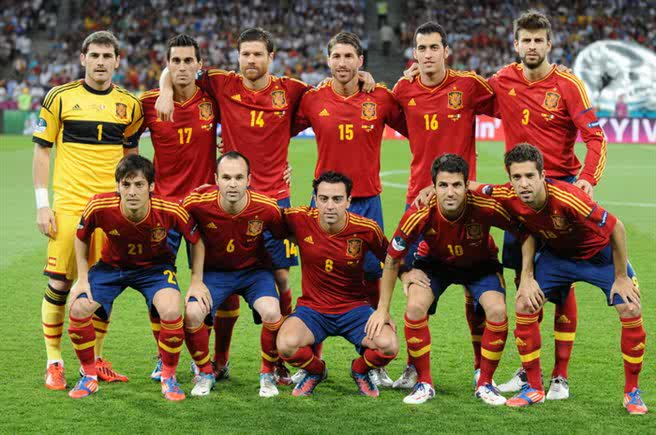 Spain - Nat Football Team