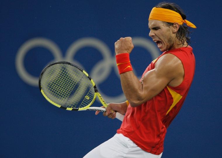 Spain - Rafael Nadal