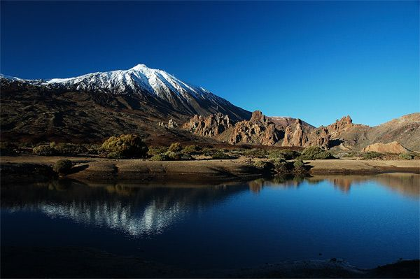 Spain - Teide National Park