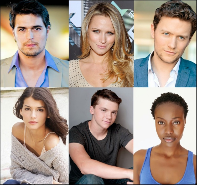 The Messengers Cast 1