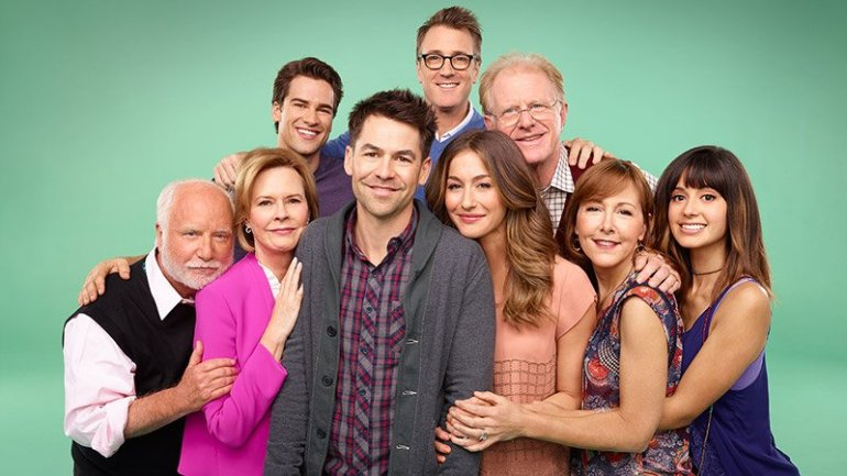 Your Family or Mine cast 1