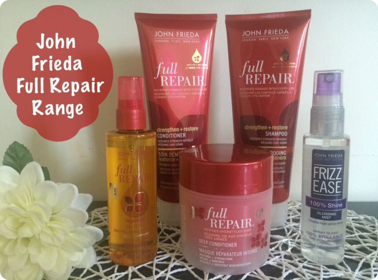 John Frieda Hamper