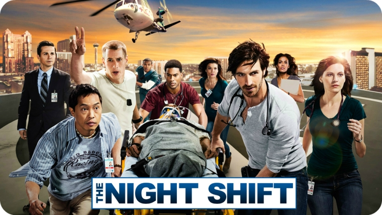 The Night Shift Logo 1