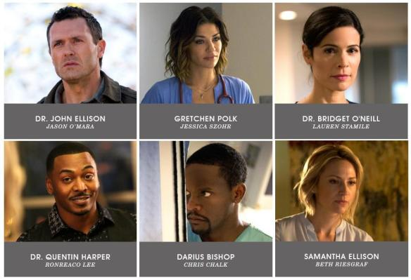 Complications Cast 1