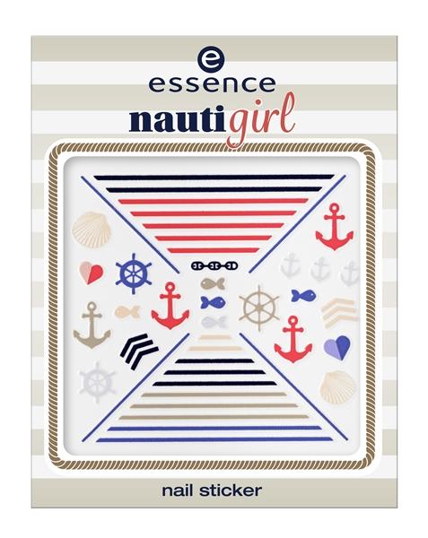 Essence Nauti Girl Collection 8