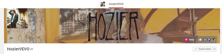 Hozier Youtube