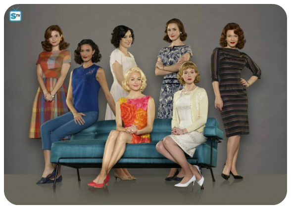 The Astronaut's Wives Club Cast 1