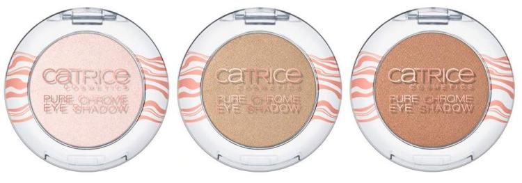 Catrice Lumination Collection - Eyeshadows