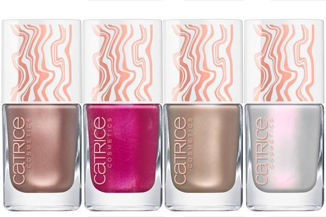 Catrice Lumination Collection - Nail Polishes