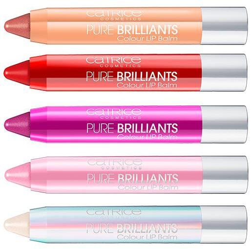 Catrice - New - Lips - Pure Brilliants Colour Lip Balm