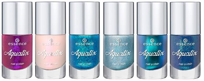Essence - Aquatix - Nail Polish