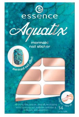 Essence - Aquatix - Nail Stickers