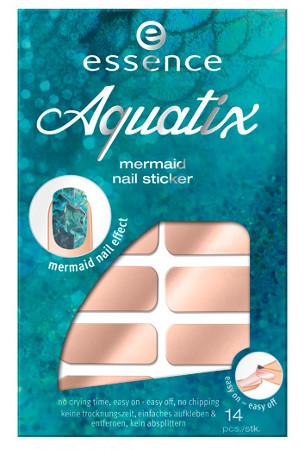 Essence - Aquatix - Nail Stickers
