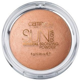 New Products - Catrice - Sun Glow Mineral Bronzing Powder - Golden Light