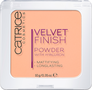 New Products - Catrice - Velvet Finish Powder With Hyaluron - Beige Velvet