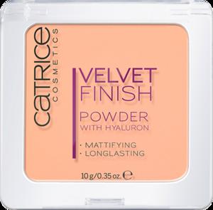 New Products - Catrice - Velvet Finish Powder With Hyaluron - Beige Velvet