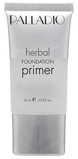 Primer - Palladio Herbal Foundation Primer