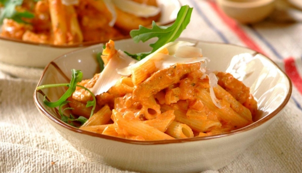 Tasty Tues - Recipes - Robertsons - Spicy Chicken Penne