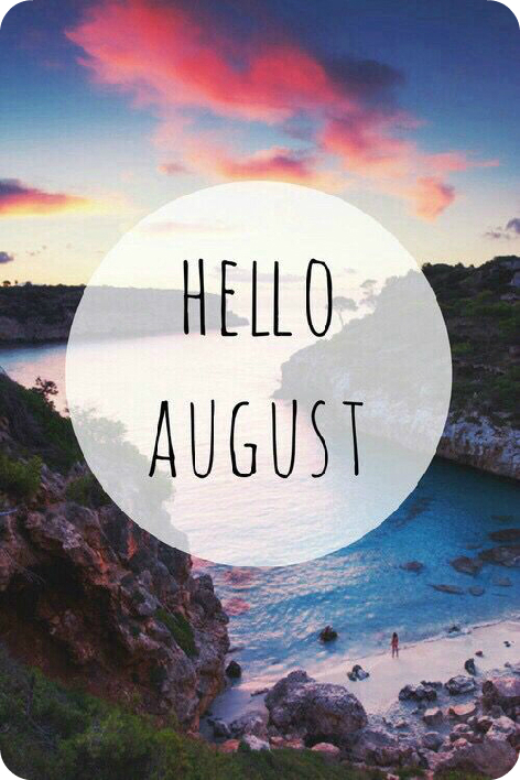 08. Hello August