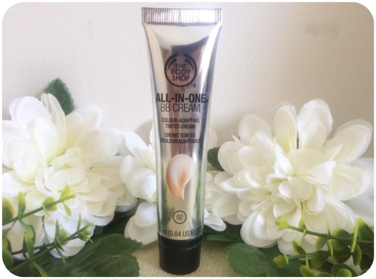 Aug - July Fav Buys - Body Shop BB Cream