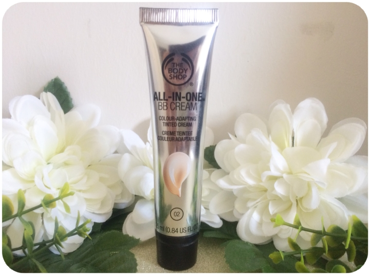 Aug - July Fav Buys - Body Shop BB Cream