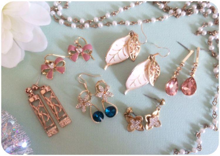 Aug - July Fav Buys - Women Street Earrings