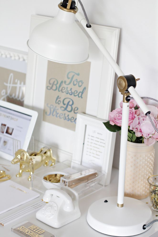 Aug - Tuesday Tips - Desk - Accessorize