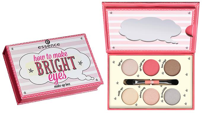 Essence - How To Make Bright Eyes Make-up Box 2