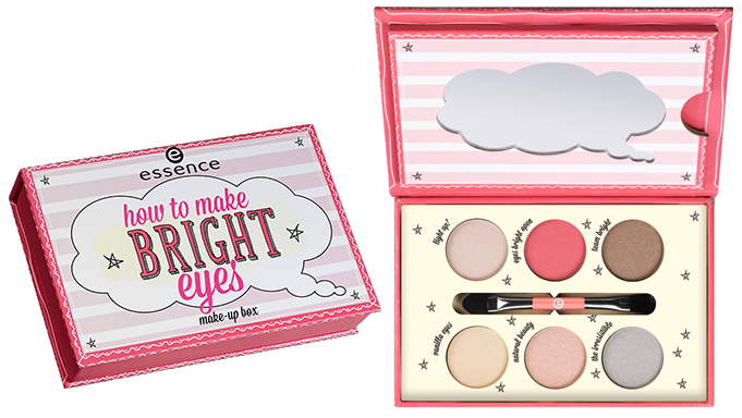 Essence - How To Make Bright Eyes Make-up Box 2