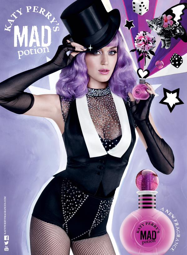 Katy Perry - Mad Potion 2